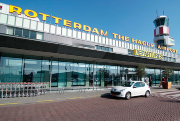 aeropuerto the hague rotterdam